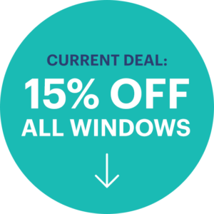 window discount