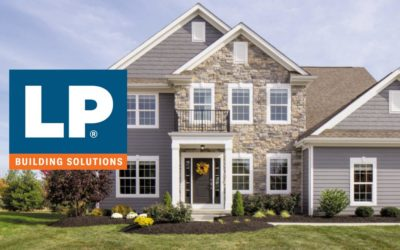 Introducing LP, THE best siding option for Houston.